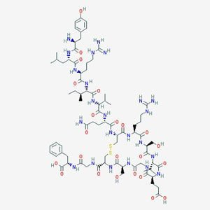 AOD 9604 Peptide Chemical-Structure