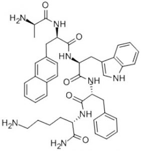 GHRP 2 Chemical Structure
