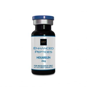 Buy Hexarelin (Examorelin) Peptide 2mg
