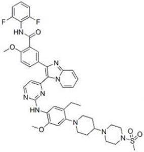IGF LR3 Chemical Structure