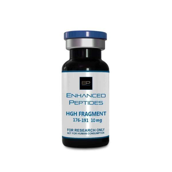 HGH FRAGMENT 176-191 Peptide 10mg